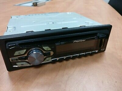 pioneer deh-6400bt cd player/mp3 in dash receiver