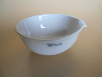 USED Evaporating Dish, Coors 60202