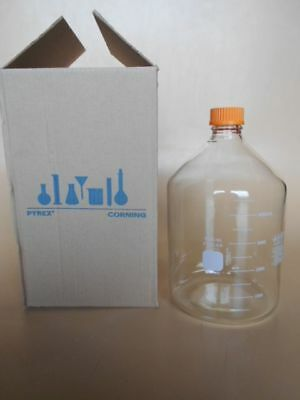 NEW IN BOX Media Bottle, 5000 ml, Pyrex 1395-5L PLUS Buy More, Save More