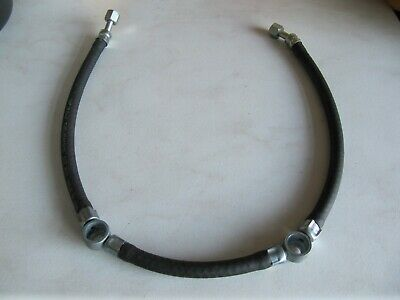 TRIUMPH  T120 650 TWINS FUEL LINE ASSEMBLY . Fits Models 1968 to 1970.