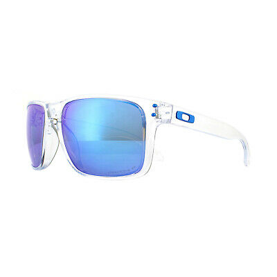 e0e619c3de6e0 Oakley Sunglasses Holbrook XL OO9417-07 Polished Clear Prizm Sapphire  Polarized