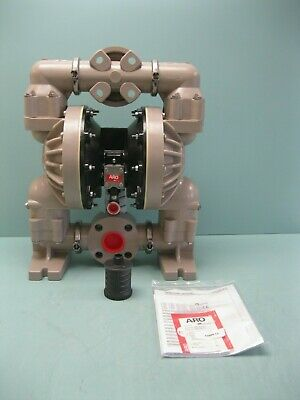 "2"" ARO Model 6662B3-2EB-C Non-Metallic Diaphragm Pump NEW P4 (2481)"