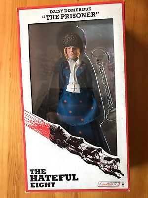 """Neca The Hateful Eight Daisy Domergue 8"""" Clothed Action Figure"""