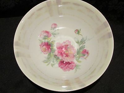Noritake Japan Dresleigh 3935 Flowers Gold Dinner Plate