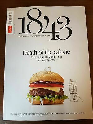 The Economist 1843 Magazine April/May 2019 Death of The Calorie