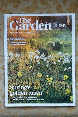 RHS   The Garden Magazine   March 2019   rrp £4.95
