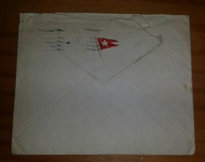 Original White Star Line Envelope