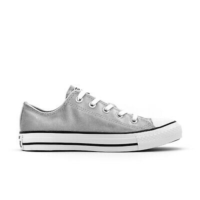 0c898e7ce9a4 CONVERSE CHUCK TAYLOR All Star Ox Perforated Women s Shoes Glacier ...