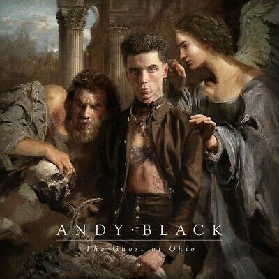 Andy Black - The Ghost Of Ohio [New CD]