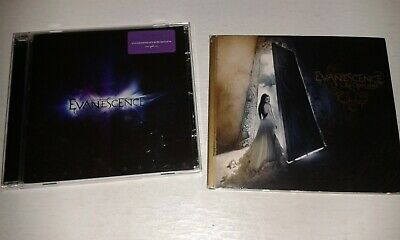 2 evanescence cds EVANESCENCE & OPEN DOOR