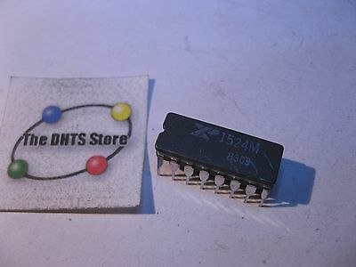 14 Pin DIP EXAR XR320P Monolithic Timing Circuit Very Rare Chip Great Price