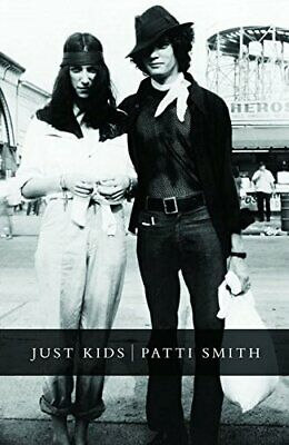 Just Kids by Smith, Patti Hardback Book The Cheap Fast Free Post