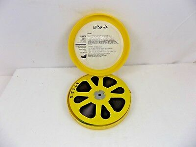 VINTAGE 16mm COLOR SOUND FILM - RABBITS