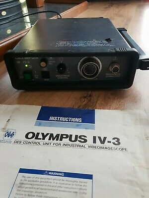 Olympus Optical Co. IV-3 Control Unit for Industrial Video Image...