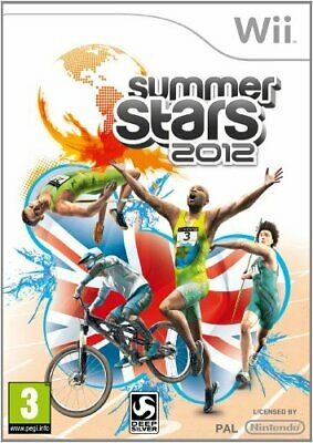 Summer Stars (Wii) - Game  38VG The Cheap Fast Free Post