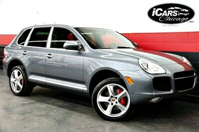 2005 Porsche Cayenne  2005 Porsche Cayenne Turbo 2-Owner Only 54,599 Miles Navi 20 In Wheels Serviced