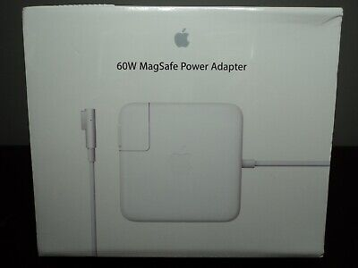 Apple MagSafe Power Adapter 60w, for Macbook Air / Macbook Pro