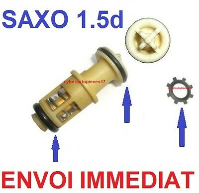 Kit Joint + Clips + Reparation De Panne Support Filtre A Gazoil Saxo 1,5 D Tud5*