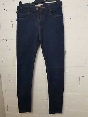 "Mens Next Super Skinny Jeans 30R BLUE VGC 31"" LEG"