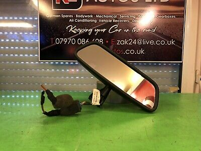 Mercedes A Class W176 Rear View Mirror Complete