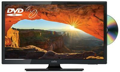 "16"" Full HD LED TV with DVD and Satellite Tuner, Freeview HD - CELLO"