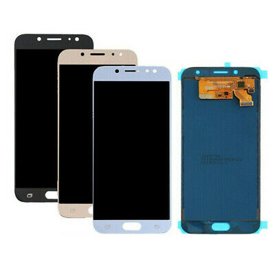 Display Lcd Touch Screen Per Samsung Galaxy J7 2017 J730 Smj730F Nero Bianco Blu