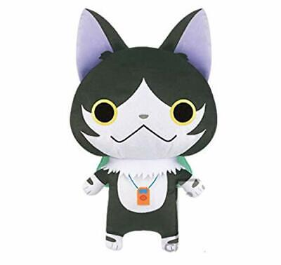 Yokai-Watch Darknyan Super DX Plush Toy Doll YWSD002 Banpresto from Japan New
