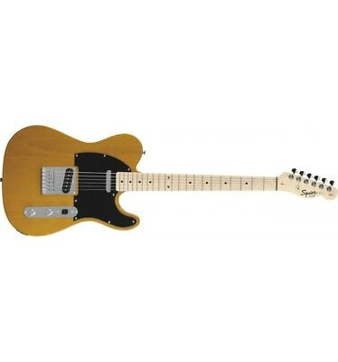 Affinity Telecaster Squier Butterscotch Blonde