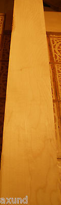 x120 x28 mm top Bergahorn Hals Tonholz Mable neck  tonewood 1190