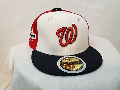 a76f4368b WASHINGTON NATIONALS NEW Era 2018 MLB All Star Game Patch 59Fifty ...