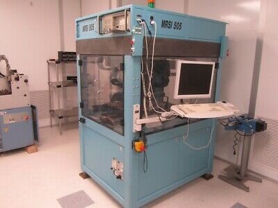 MRSI 505 Flip Chip Pick & Place Eutectic Die Attach Bonder Waffle Pack Tray