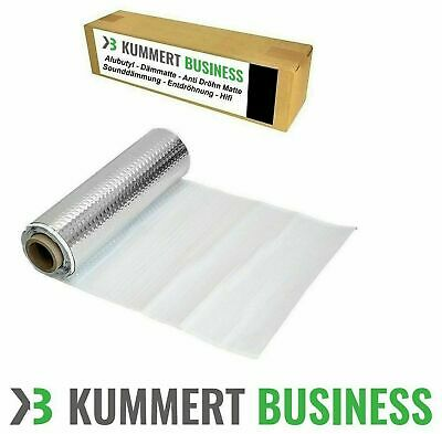 Kummert Business Alubutyl für optimale Dämmung fürs Auto Anti Dröhn Matte
