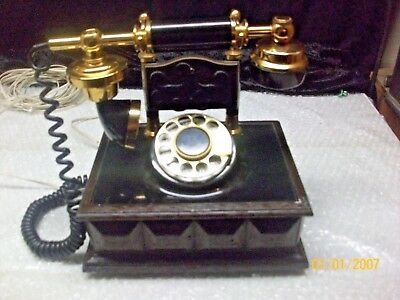 Vintage Western Electric French Style Rotary Telephone/phone