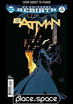Batman, Vol. 3 #14B - Sale Variant (Wk01)