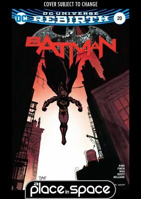 Batman, Vol. 3 #20B - Sale Variant (Wk01)