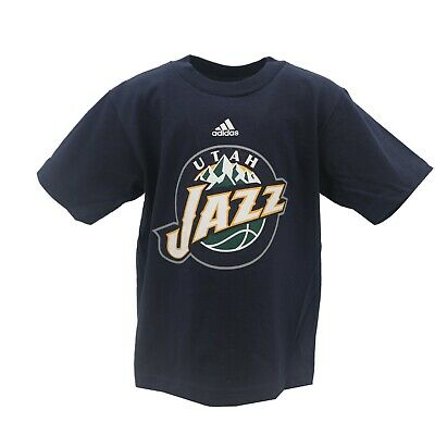 sale retailer a6fd7 847d4 UTAH JAZZ OFFICIAL NBA Adidas Apparel Infant Toddler Size T-Shirt New with  Tags
