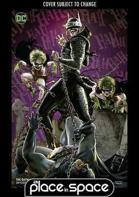 Batman Who Laughs, Vol. 2 #4B - Kaare Andrews Variant (Wk15)