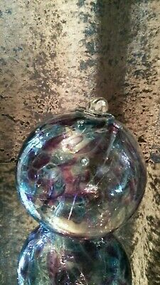 Large Tree Of life Glass Friendship Ball