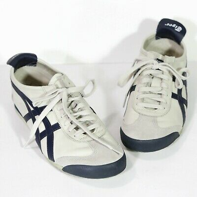 new product 7fea4 62060 ASICS MEN'S ONITSUKA Tiger D7E2K Leather/Suede Navy Blue ...
