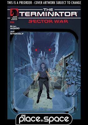 (Wk18) Terminator: Sector War #4A - Preorder 1St May