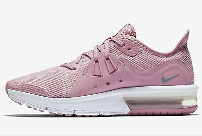 the latest b0249 a617a NIKE Air Max Sequent 3 (gs) 922885-601 ELEMENTAL PINK (Size