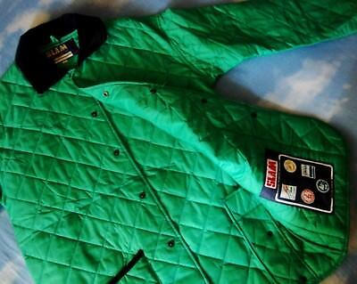 JACKET  vintage 80's  SLAM OFFICIAL SUPPLIER tg.M made in Italy new!  RARE