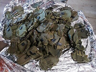Lot of 60 US Military Army USMC OD Ammo Case Pouch LC1 Alice Mag Pouches used
