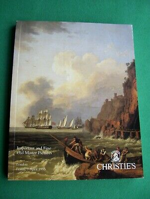 Christie's Catalogue: Important and Fine Old Master Pictures, 7th April 1995