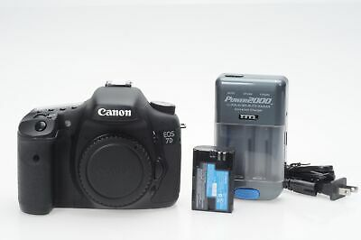 Canon EOS 7D 18MP Digital SLR Camera Body                                   #008
