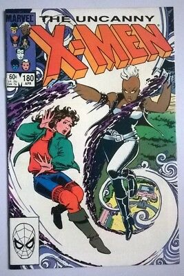 Uncanny X-Men #180, VFN, Marvel Comics, (1984), Chris Claremont, John Romita Jr.