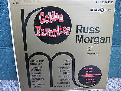 Golden Favorites - Russ Morgan and His Orchestra