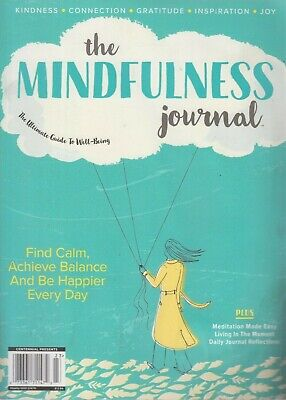 The Mindfulness Journal Ultimate Guide to Well-Being 2019