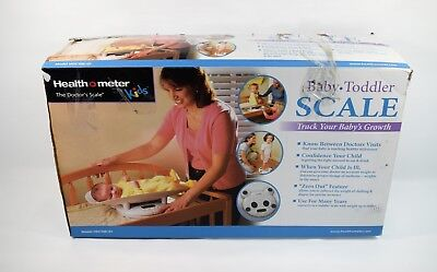 Health O Meter Grow With Me Baby to Toddler Scale The Doctors Scale