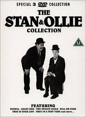 Laurel And Hardy - The Stan And Ollie Collection [DVD] - DVD  YMVG The Cheap